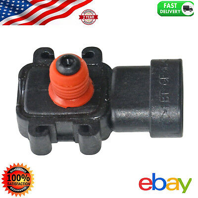OEM 09359409 MAP Sensor 1Bar GM for Chevy  Avalanche Blazer Astro Impala213-4434