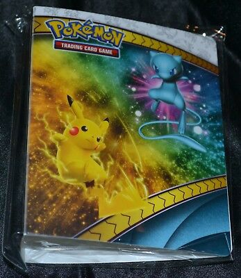 Mew Shining Legenden Mini Collector's Album Hält 60 Sammelkarten Pokemon Neu