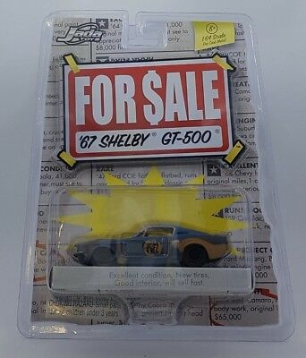 JADA TOYS For $ale '67 Shelby GT-500 Ford Mustang