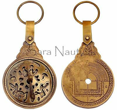 6.5'' Arabic Calendar Astrolabe Arabic Globe Navigation Astrological Calendar