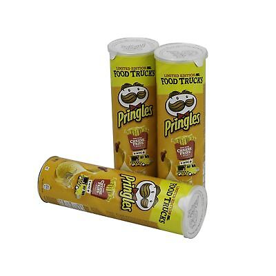 19 x 190g Pringles Food LIMITED EDITION FOOD TRUCKS Cheese Fries Style