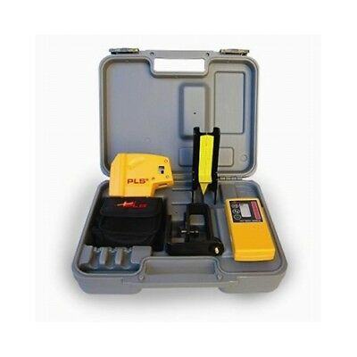 Pacific laser Systems PLS5-NEW-SYSTEM Self-Leveling Plumb & Square with Detector