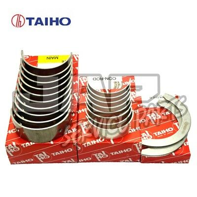 Jdm Taiho Main Con Rod Engine Bearing Set Starlet Gt Turbo Ep82 Ep91 4E-Fte Std