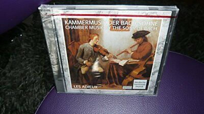 Bach's Sons - Chamber Music -  CD 8GVG The Fast Free Shipping
