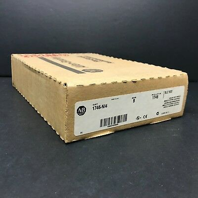 1pc for  new 1746-NI4 SER B 1746NI4 by EMS or DHL