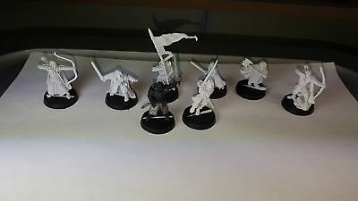 LOTR/Hobbit Games Workshop Heroes of Helm's Deep Metal GW Citadel