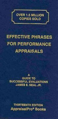 Effective Phrases for Performance Appraisals: A Guide to Successful...