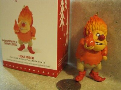 AUTHENTIC - MIB Hallmark 2015 Ornament HEAT MISER The Year Without a Santa Claus