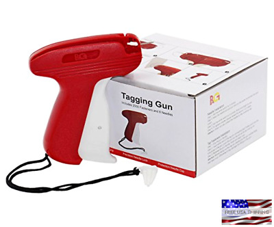 Tagging Gun Fine With Barbs Fasteners Needles Tag Attacher Price Tagger Clothing