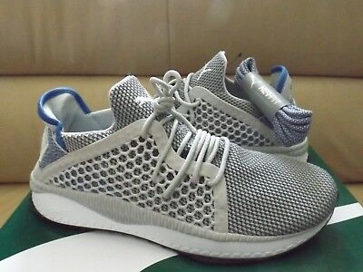 c0324fc66b1639 Puma Tsugi Netfit Men s Shoes Size 13 Gray Violet Lapis Blue White  364629-01 NEW