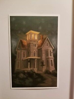 Lantern Press - Haunted House - Shipping Only $0.69 for Every 4 Purchased!
