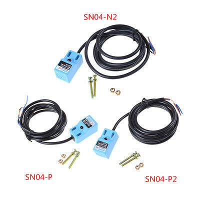 1PC SN04-P SN04-P2 SN04-N2 Inductive Proximity Sensor Detection Switch PRBR