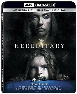 Hereditary [New 4K UHD Blu-ray] With Blu-Ray, 4K Mastering, 2 Pack