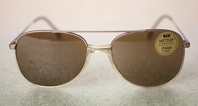 6eab26930f OIO METZLER 2670 359 MENS VINTAGE SUNGLASSES with ZEISS LENSES-NEW-VERY RARE