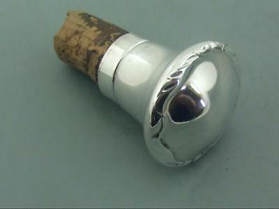 Lovely Antique Wmf Silver Plate Wine Pourer & Cap