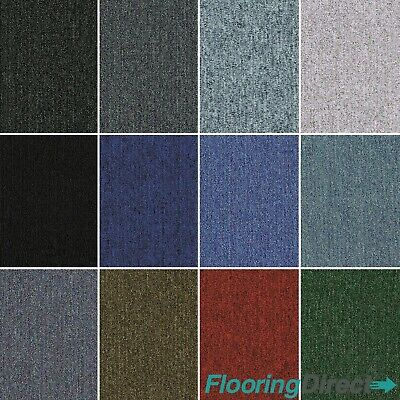 Jupiter Carpet Tiles 5m2 Box - Domestic Commercial Office Samples Available