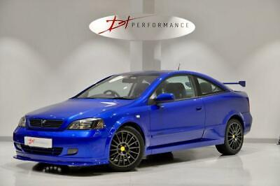 2002 02 Vauxhall Astra 2.0 Turbo Edition 16V 2D 190 Bhp 888 Coupe Extremely Rare
