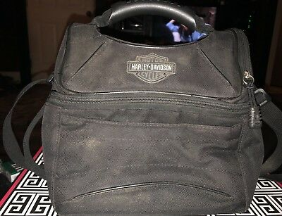 Harley Davidson Insulated Lunch Bag Tote