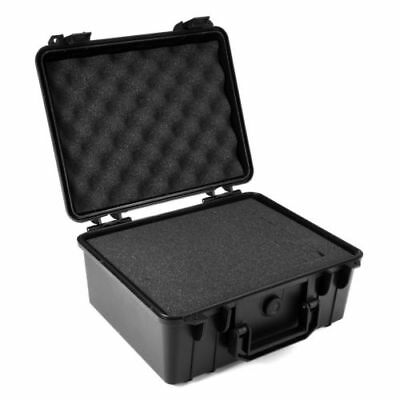 Carry Case Tool Box Storage Organiser Travel Portable Protective Toolbox Holder