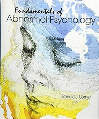 Fundamental of The Abnormal Psychology By Ronald J.Comer 1 Minute Delivery[PDF]