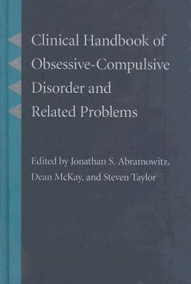 Clinical Handbook of Obsessive-Compulsive Disorder and Related Problems by Johns