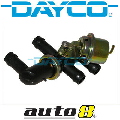 Genuine Dayco Heater Tap fits Holden Coupe4 VZ 5.7L Petrol Gen3 2004-2006