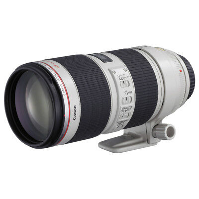 NUEVO Canon EF 70-200mm f/2.8L IS II USM Lens
