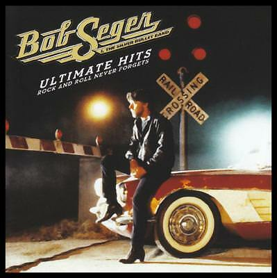 Bob Seger (2 Cd) Ultimate Hits : Rock & Roll Never Forgets ~ Night Moves *New*