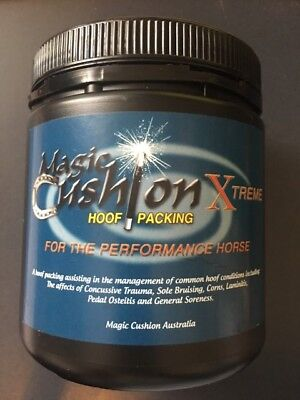 Magic Cushion Xtreme Hoof Packing 1L for Horses