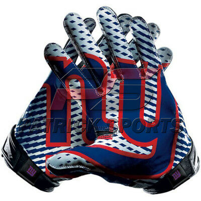 965de99da Nfl American Football Gloves New York Giants With Glue Grip By Patrick  Sports