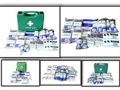 HSE PREMIUM First Aid Kits 1/10/20/50 Person in a Box or cheaper refills only