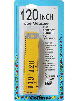 Collins 120in Tape Measure