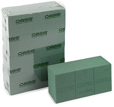5 x Oasis Floral Foam (Pack Contains 5 Bricks)