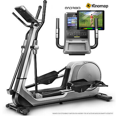 Luxus Crosstrainer LXC800 edle Android-Multifunktionskonsole Smartphone App HRC