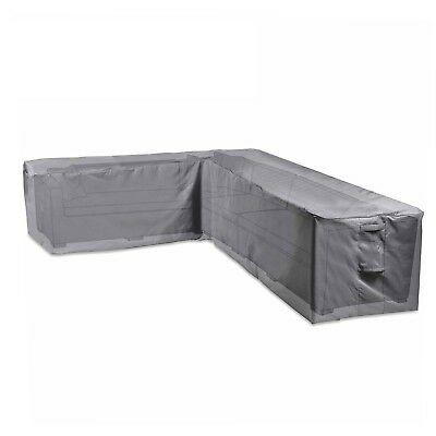 VonHaus Waterproof Garden L Shape Sofa Cover - Premium Heavy Duty Protection