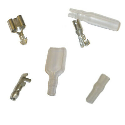 Japanese 3.9mm Male Bullet Connectors / Female Sockets - Single, Double or Mixed