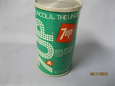 7Up The Uncola Can Radio  Vintage