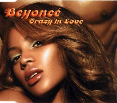 BEYONCE KNOWLES crazy in love (CD, single, CD1) RnB/swing, pop rap, soul, house