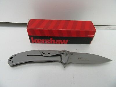 Kershaw Zing Stainless Steel Knife, Model: 1730SS