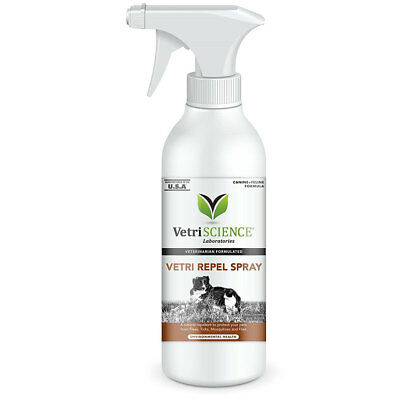 VetriScience Vetri Repel Flea & Tick Repellent Spray 16oz