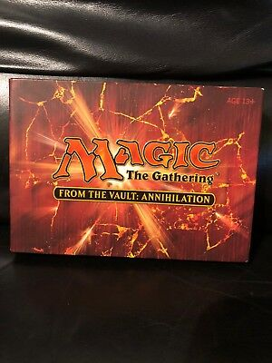 Magic the Gathering: From the Vault: Annihilation Sealed MythicRares great gift!