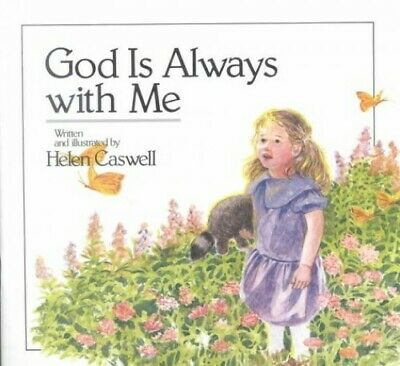 God Is Always With Me by Caswell, Helen Paperback Book The Cheap Fast Free Post