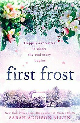 First Frost (Waverly Sisters 2) by Addison Allen, Sarah Book The Cheap Fast Free