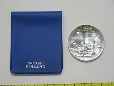 Finland 1967 10 Markkaa Whooper Swans Silver Type Unc World Coin Collection Lot