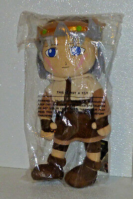 .Hack Sign Tsukasa Doll Plush Bandai NEW In Package 12""