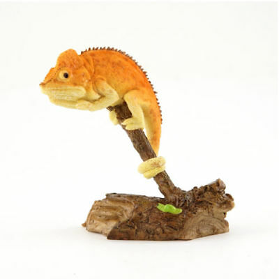 My Fairy Gardens Mini Chameleon on Branch Supplies Accessories Figure Miniature