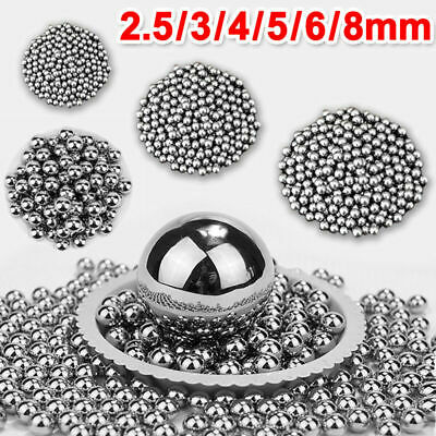 Replacement Parts 2.5-8mm Bike Bicycle Carbon Steel Loose Bearing Ball