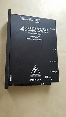 Advanced Motion Dpralte-020B080 Rev E Ver: 02 Digiflex Digital Servo Drive (U10.