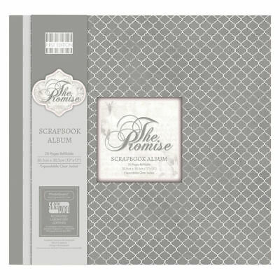 NEU Scrapbook Album The Promise, 30,5x30,5cm
