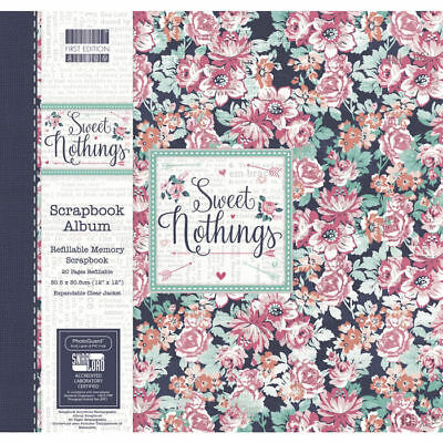 NEU Scrapbook Album Sweet Nothings, 30,5x30,5cm